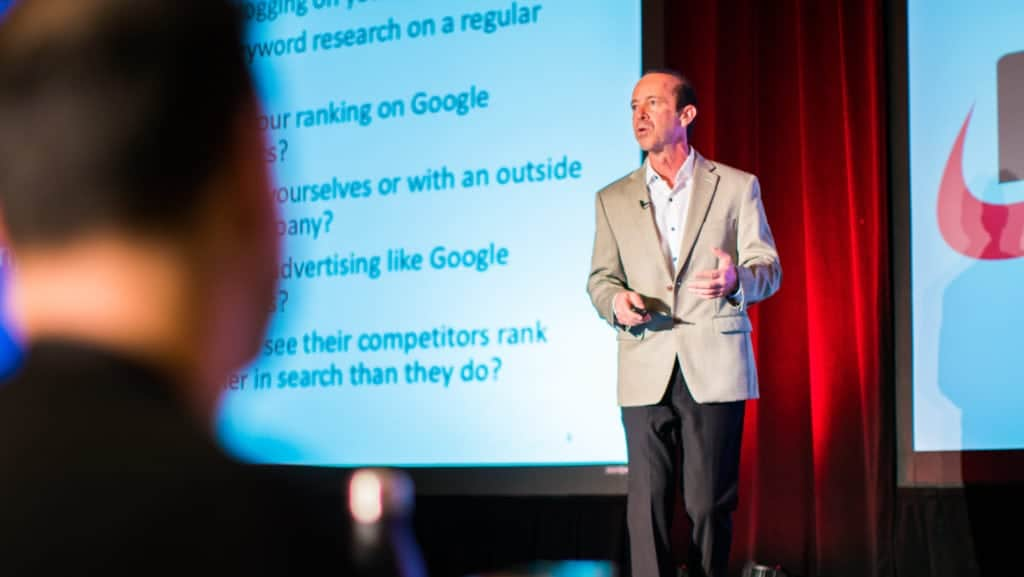 Bryan Bloom - Mover Search Marketing