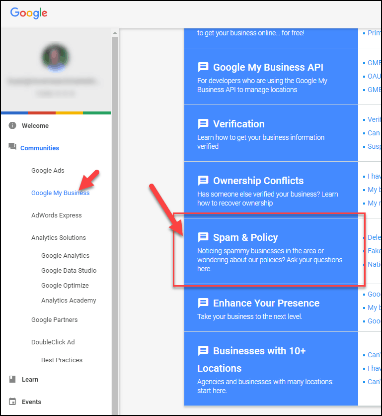 How to Report Google My Business & Google Maps Spam and Fake