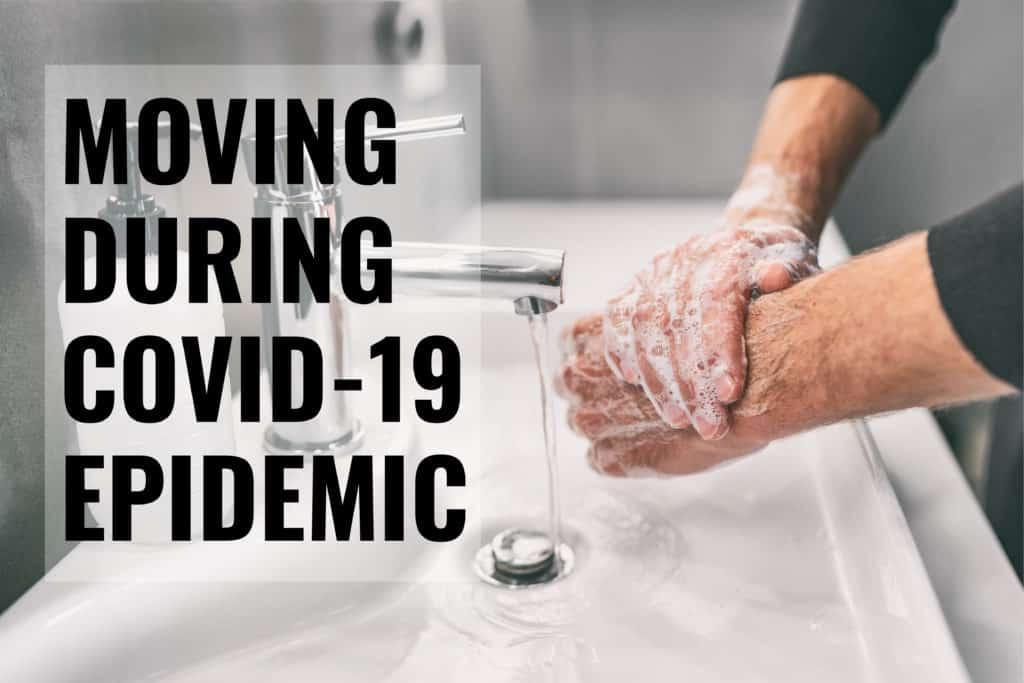 moving during coronavirus (covid-19) epidemic