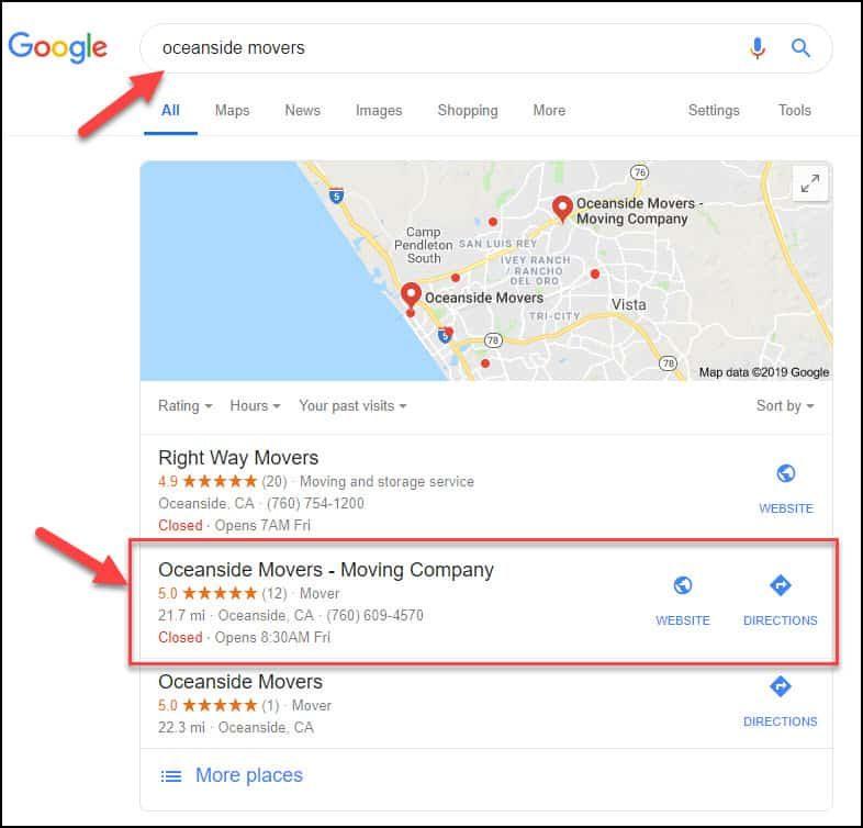 How to Report Google My Business & Google Maps Spam and Fake ... Google Map Listing on google maps find, google aerial view, google alaska, google web page, google maps example, google places listing-free, google virtual tour, google california, google business listing, google new york,